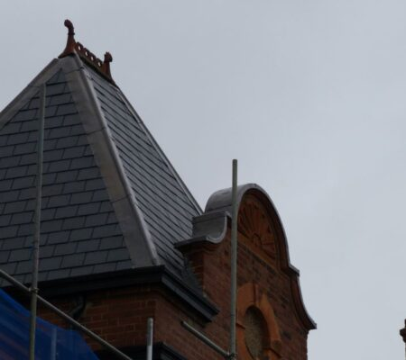 Residential Block Pitched Roofing in East London