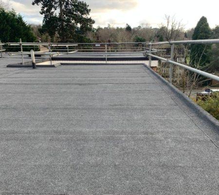 Shere Court Roof Corner