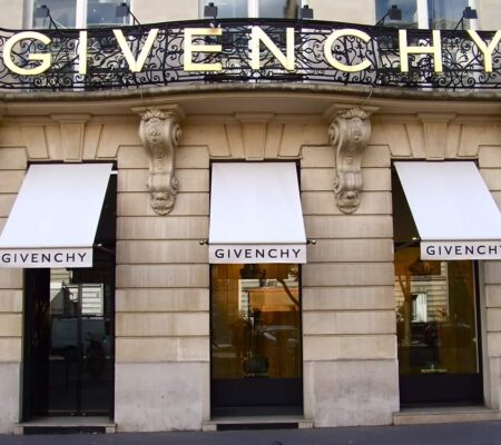 Givenchy Retail Store
