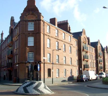 Graded Residential Building