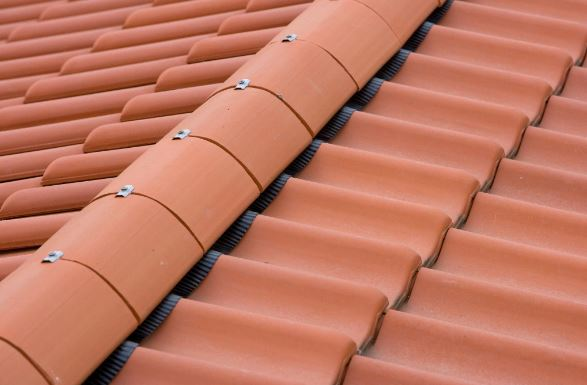 Dry Ridge Roofing System