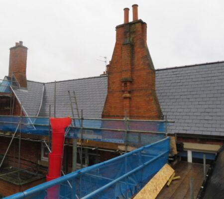 School Roofing Work in Wimbledon