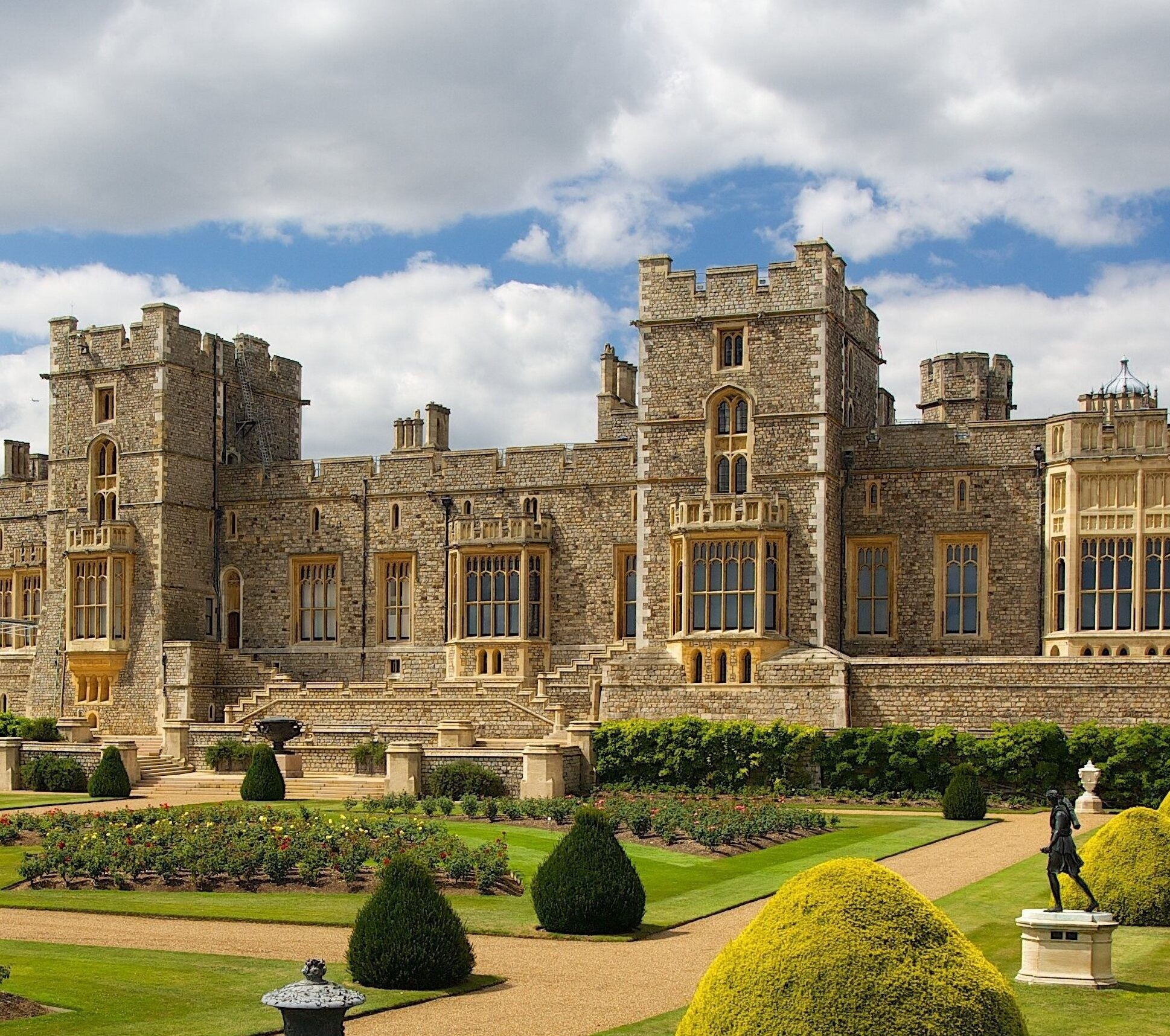 Windsor Castle Roofing Project