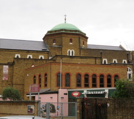 Church Roofing in South West London