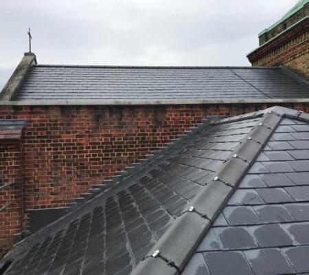Church Roof Repair in South London
