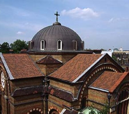 Cathedral Roofing Project
