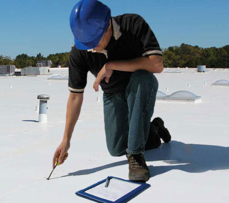 commercial roof ongoing maintenance