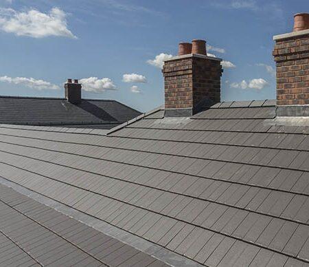 Interlocking Roof Tiles